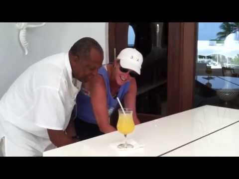 NellOnWheels with Sprocka in Anguilla
